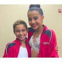 Gavin and Alyssa