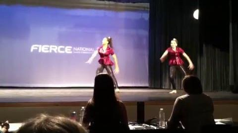 Dance Moms Nia and Kendall Teen Duet