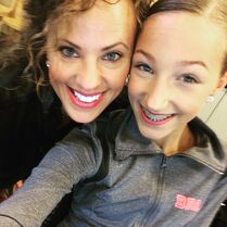 Jeanette and Ava - 2015-05-10