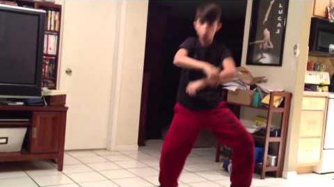 Lucas Triana Gangnam Style