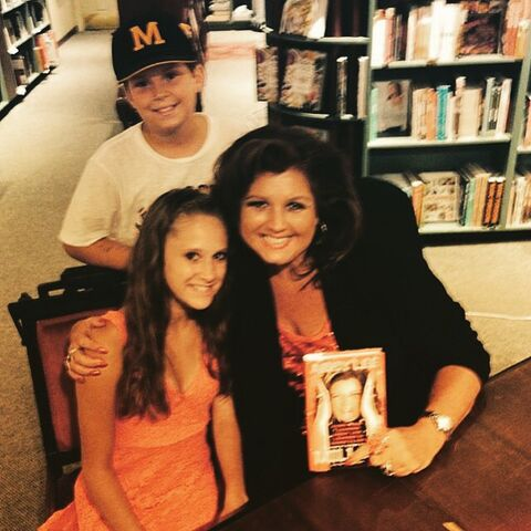 File:Abby Lee and Haley booksigning.jpg
