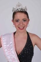 Jennine Wedge Miss Dance of PA 2005