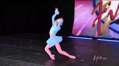 I'm Already There-Maddie's Solo-Dance Moms Season 2 Ep 9