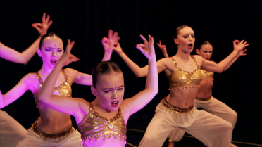 Dance Mums 202 Bollywood group 3