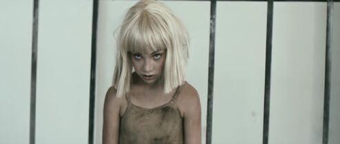 Sia - Elastic Heart video teaser - Maddie Ziegler
