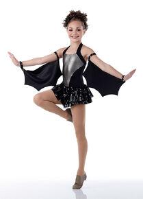 Cicci Maddie 2014 character-theme fright-night-bat-wings