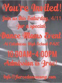Fierce Dance Competition Los Angeles - 11April2015