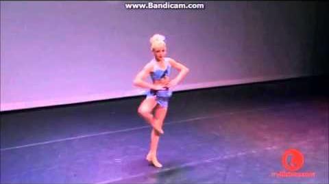 Silence - Chloe Lukasiak's Solo - Dance Moms