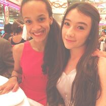 Kaeli to Kamryn on 15th birthday