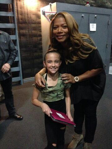 File:Kaycee with Queen Latifah.jpg