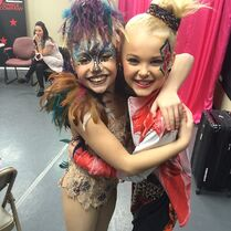 Mackenzie and JoJo 2015-01-17