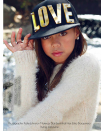 Asia love hat