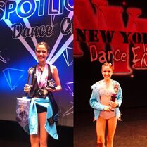 Danielleesposito5678 2015-05-10 - stating highest scoring solo at nyde vs therealabbylee