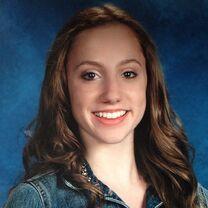 Chloe Smith school picture 2014-10-14