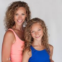 Jeanette and Ava2