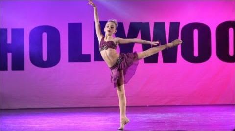 Chloe Lukasiak - Please - Dance Moms - Full Solo