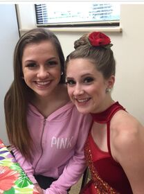 Gianna and Haley