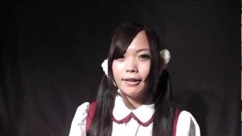 【本宮麻里絵】DANCEROID第3期メンバーオーディション 2012.10