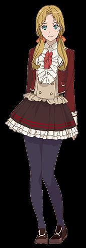 Azuna Kuzuha Dance With Devils Wiki Fandom Powered By
