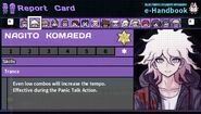 Nagito Komaeda's Report Card Page 7