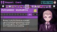 Fuyuhiko Kuzuryu's Report Card Page 6