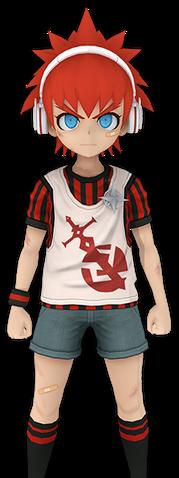 File:Masaru Daimon Fullbody 3D Model.png