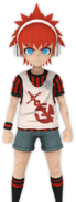 Masaru Daimon Fullbody 3D Model