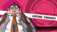 Danganronpa 1 Hifumi Yamada English Game Introduction