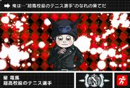 Danganronpa V3 Bonus Mode Card Ryoma Hoshi N JP
