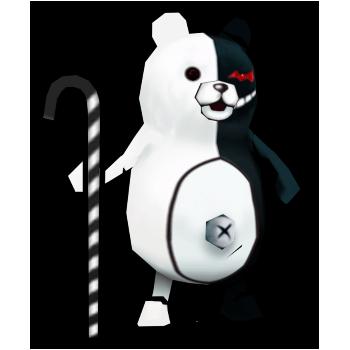 File:Danganronpa 2 Magical Monomi Minigame Enemies Secret Boss Monokuma.png