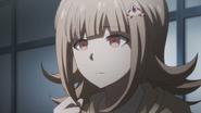 """Chiaki says """"Hinata-kun"""""""