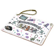 GraffArt Pass Holder Monokuma Kubs 01