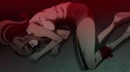 Wounded Asahina