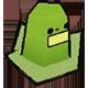 File:Danganronpa 2 Magical Monomi Minigame Enemies Type 03 Green.png