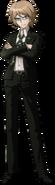 Byakuya Togami Fullbody Sprite (12)