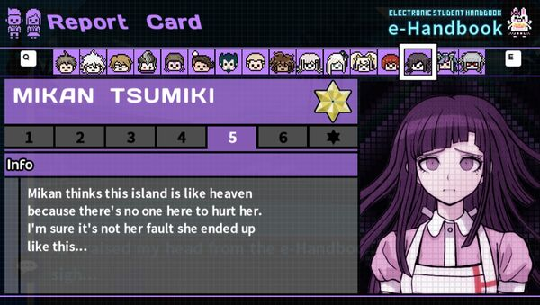 Mikan Tsumiki's Report Card Page 5