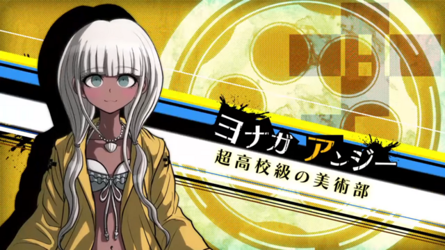 File:New Danganronpa V3 Angie Yonaga Introduction (Trial Version).png