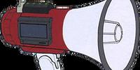 Megaphone Hacking Gun