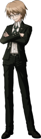 File:Byakuya Togami Fullbody Sprite (3).png