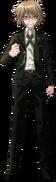 Byakuya Togami Fullbody Sprite (6)