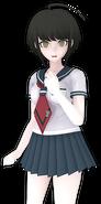 Komaru Naegi Fullbody 3D Model
