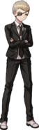 Fuyuhiko Kuzuryuu (Eyepatch) Fullbody Sprite (13)