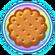 Danganronpa 2 Magical Monomi Minigame Collectibles Cookie