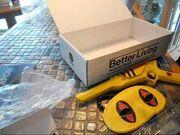 Party poison gadgets