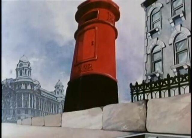 File:Danger Mouse's Pillar Box.jpg