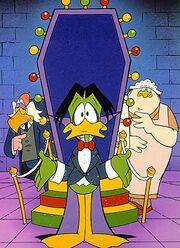 Count Duckula, Igor, Nanny