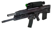 Commander Deftin Gun