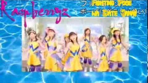 【Raspberryz】 Fighting Pose wa Date Janai! (ファイティングポーズはダテじゃない!) 《歌ってみた》