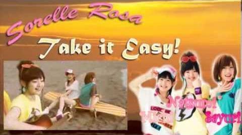 【Sorelle Rosa】 Take it Easy! 《歌ってみた》