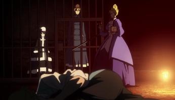 Hugh is imprisoned